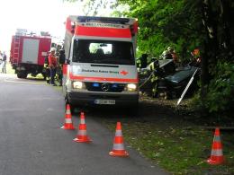 Feuerwehrübung in Melperts  06.07.2008
