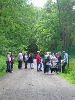 Informationsveranstaltung am 31.05.09 in Fulda